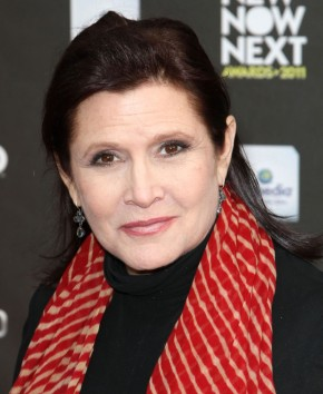 Carrie Fisher, 1956 – 2016