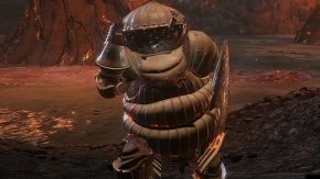 Dark Souls: We hollow Siegmeyer of Catarina